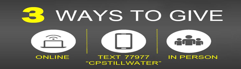 Stillwater Giving- Web