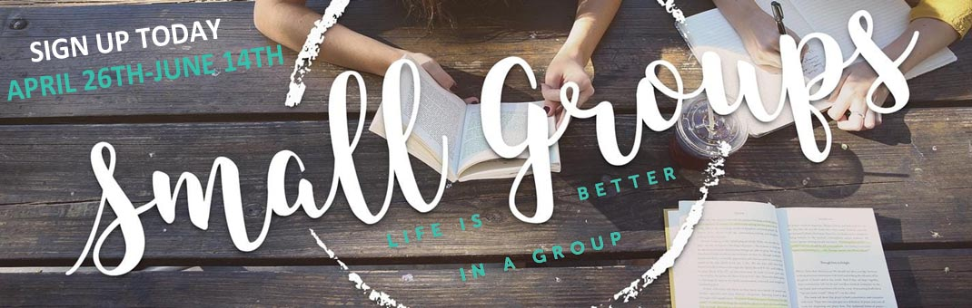 Srping Small Group Web